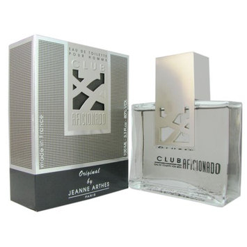 Jeanne Arthes Club Aficionado Eau de Toilette Spray for Men