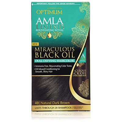 Optimum Care Amla Legend Miraculous Oil Dull Defying Hair Color
