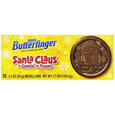 BUTTERFINGER Holiday Medallion 1.2 oz