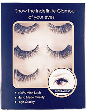 OMP Real Mink Strip Lashes