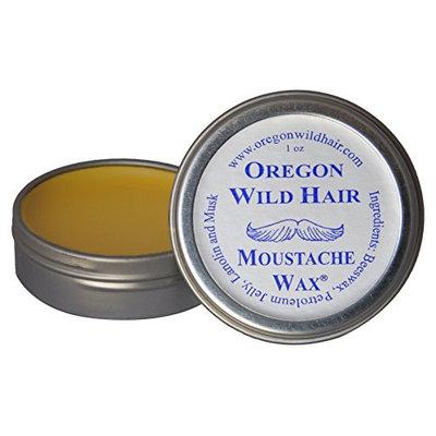 Oregon Wild Hair Moustache Wax Traditional Formula