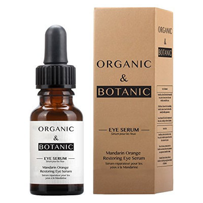 Organic & Botanic Mandarin Orange Restorative Eye Serum