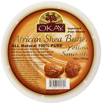 Okay Shea Butter Jar