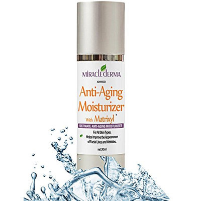 Miracle Derma Advanced Anti-Aging Moisturizer With Matrixyl