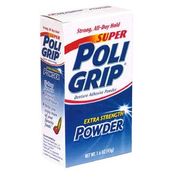 PoliGrip Super Denture Adhesive Powder
