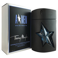 Thierry Mugler A Men Refillable Rubber Flask Eau de Toilette Spray