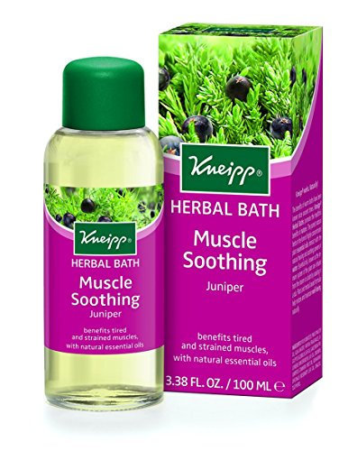 Kneipp Juniper Muscle Soothing Bath Oil