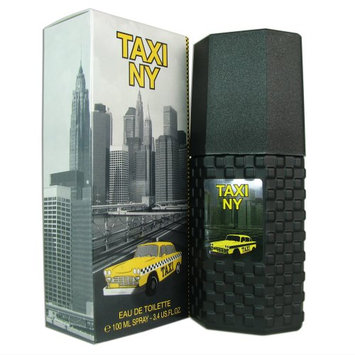 Cofinluxe Taxi Ny for Men 100 Ml Eau De Toilette Spray
