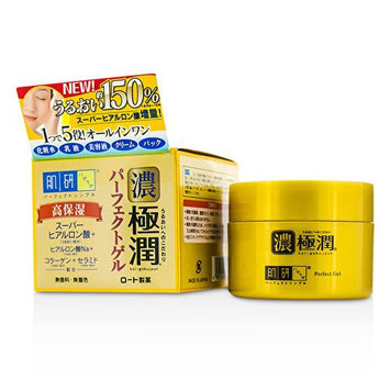 Rohto Hadarabo Gokujun Perfect Gel 100gram