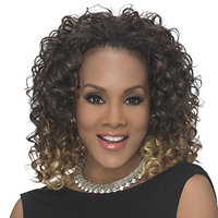 Vivica A. Fox HW-TWEEDY Synthetic Fiber