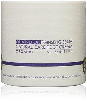 Quatrefoil Ginseng Series Natureal Care Foot Cream Organic