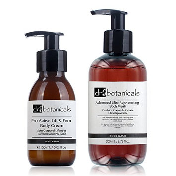 Dr Botanicals Super Concentrate Boosting Serum and Anti-Oxidizing Daily Radiance Moisturizer
