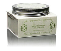 Intensive Spa Nostalgia Aromatic Mineral Salt Scrub - Honey