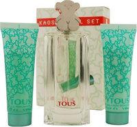 Tous By Tous For Women. Eau De Toilette Spray 1.7-Ounces & Body Lotion 1.7-Ounces & Shower Gel 1.7-Ounces (travel Offer)