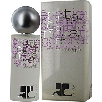 Courreges Generation Eau de Toilette Spray for Women