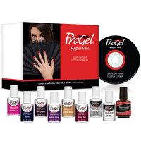 SuperNail ProGel Gel Polish Nails Kit