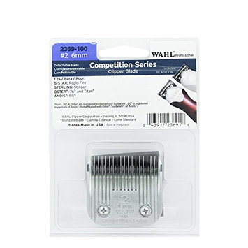 WAHL Competition Series Clipper Blade Size 2
