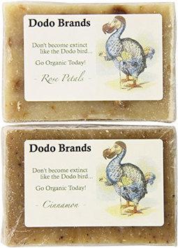 Dodo Brands Two Organic Botanical Soaps