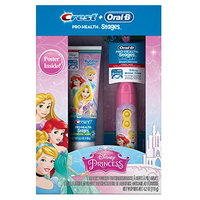 Oral-B Crest and Pro-Health Stages Disney Princess Toothbrush Special Pack