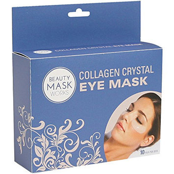 Beauty Mask Works Collagen Crystal Eye Mask