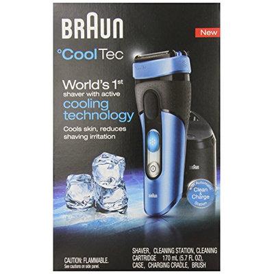 Braun Cool Tec 4-Cc Men's Shaving System