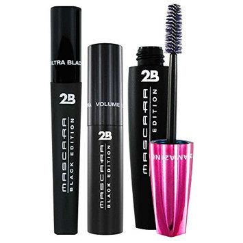 2B Mascara Black Edition Amazing Lashes