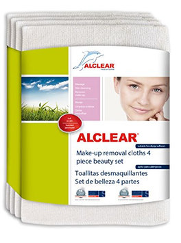 ALCLEAR 200803 Make-Up Removal Cloths with soft fibers