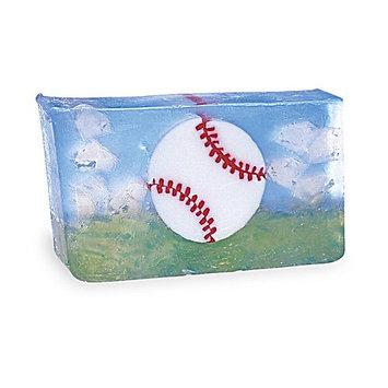 Primal Elements Baseball 6.8 Oz. Handmade Glycerin Bar Soap