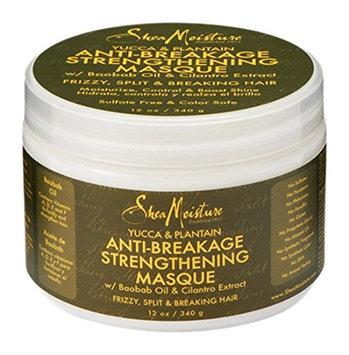 SheaMoisture Yucca & Plantain Anti-Breakage Strengthening Masque w/ Baobob Oil & Cilantro Extract