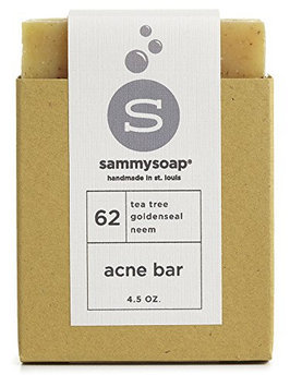sammysoap Acne Bar All Natural Soap