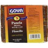Goya Piloncillo Brown Sugar Cane Panela 100% Natural