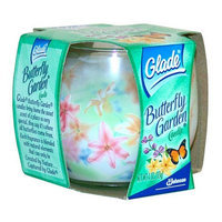 Glade Candle Butterfly Garden
