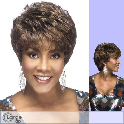 AMY-V (Vivica A. Fox) - Synthetic Full Wig in P27_30_33