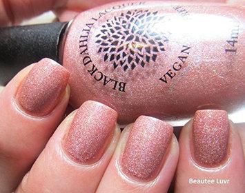 Capital Rose Garden Nail Polishby Black Dahlia Lacquer - Vegan - Cruelty Free - Handmade