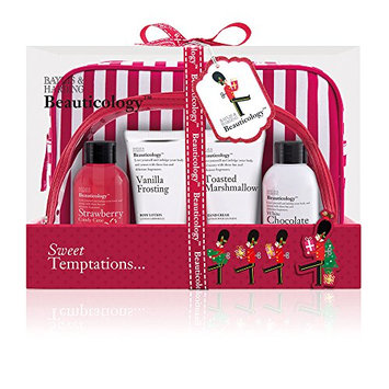 Baylis & Harding Beauticology Toy Soldier Cosmetics Bags Gift Set