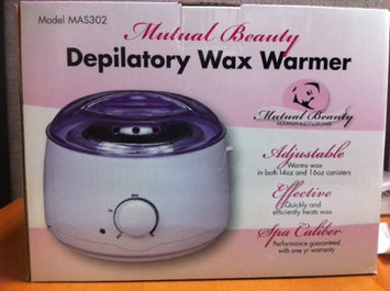 Bilt-Rite Mastex Health Depilatory Wax Warmer
