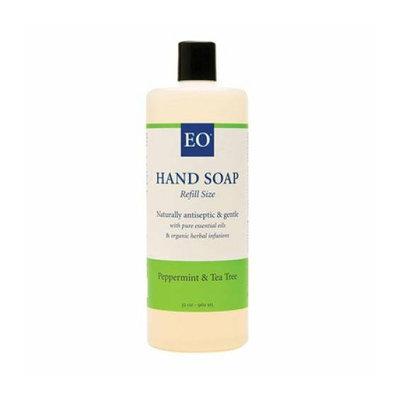 EO Products Liquid Hand Soap Peppermint and Tea Tree 32 fl oz