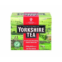 Taylors of Harrogate, Yorkshire Tea, 80-Count Tea Bags (Pack of 5)