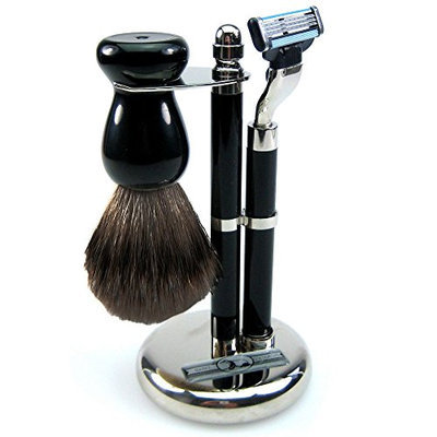 Pfeilring Germany Original Golddachs Shaving Set