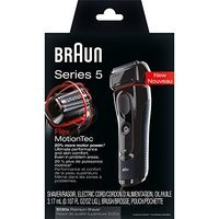 Braun Series 5 5030s Electric Shaver 1 Count