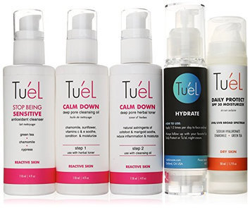 Tu'el Skincare Reactive Skin Care Set