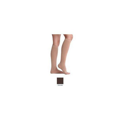 Juzo 2002AD53 III Soft Knee 30-40 mmHg Compression Stocking with Regular Length Open Toe