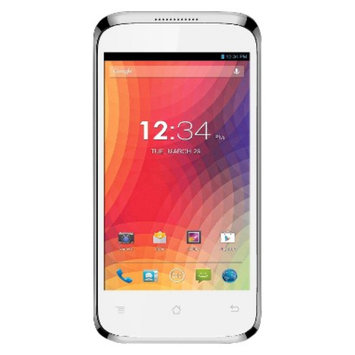 Blu Products Blu Star 4.0 S410a Unlocked Cell Phone for GSM Compatible - White