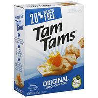 Manischewitz Tam Tam Original Snack Crackers
