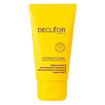 Decleor HYDRA FLORAL MULTI-PROTECTION Ultra-Moisturizing & Plumping Expert Mask, 1.7 oz