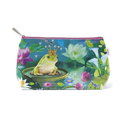 Catseye Frog Prince Cosmetic Wash Bag