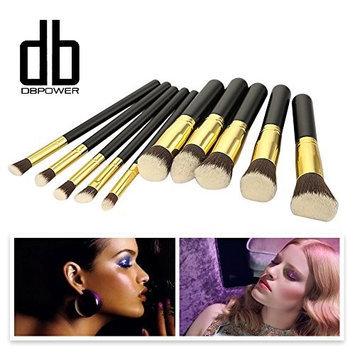 BS-MALL(TM) Premium Synthetic Kabuki Makeup Brush Set Cosmetics Foundation Blending Blush Eyeliner Face Powder Brush Makeup Brush Kit