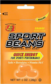 Jelly Belly Sport Beans Orange - 24 Pack