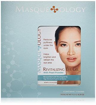 Masqueology Revitalizing Eye Gel Mask