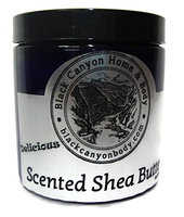 Black Canyon Scented Shea Body Butter 8 Oz (Delicious)